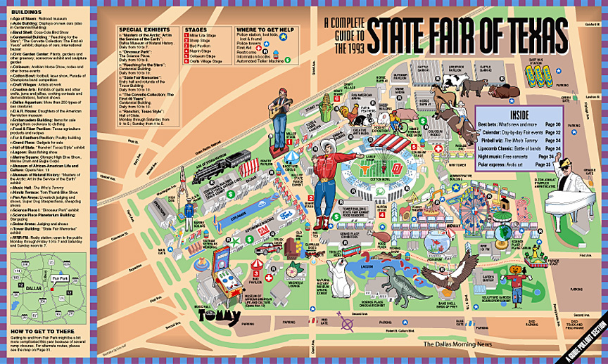 The State Fair Of Texas 1993