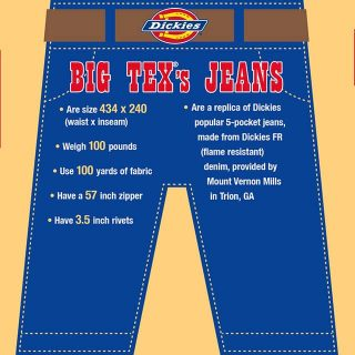 Big Tex Dress Up Corral panels