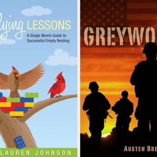Book - Flying Lessons - Greywolf