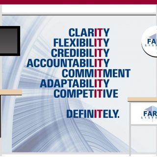 Booth - Farr Systems