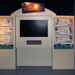 DP Commercials Kiosk