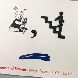 UNT - Vernon Fisher catalog