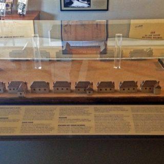 Fort model railreader