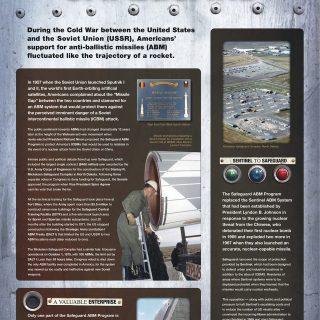 Missile narrative panel