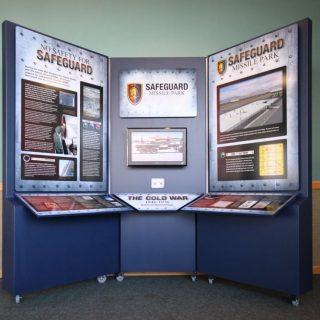 Portable Missile exhibit