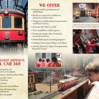 Interurban RR brochure