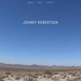 Website - Johnny Robertson Art
