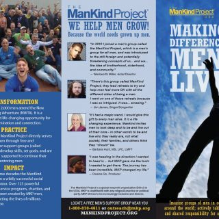 The Mankind Project - Brochure