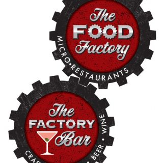 The Food Factory & Factory Bar logo