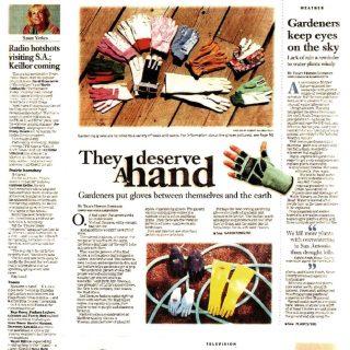 San Antonio Express News - SA Life
