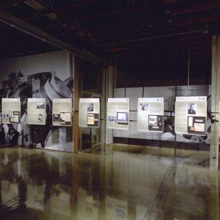 Covering Chaos exhibit