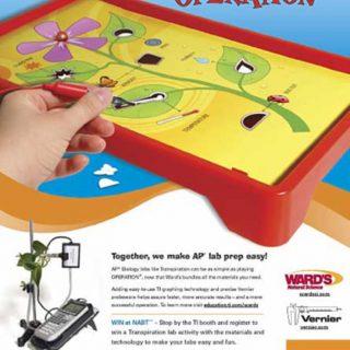 Texas Instruments - Magazine ad