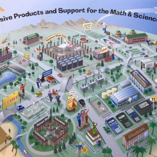 Map - Texas Instruments Business Support