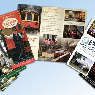 Brochures that tell your story