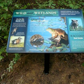 Cedar Hills State Park -Trail reader