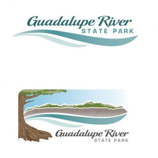 Guadalupe River State Park logo