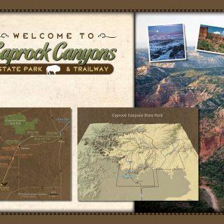 Caprock Park maps