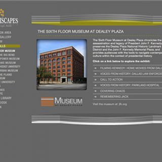 Website - Museumscapes